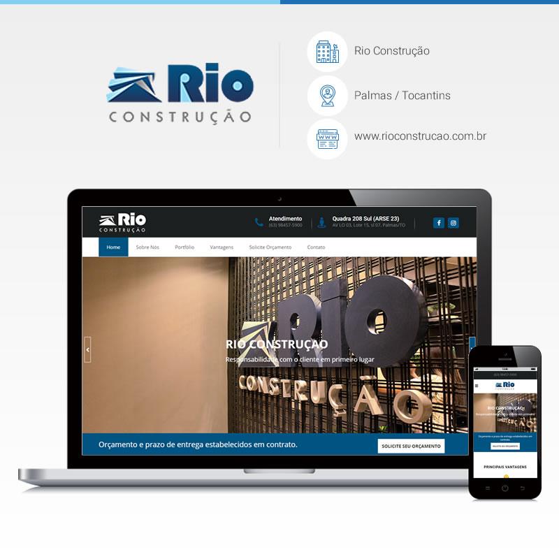 Design e Criação - Rio Construção