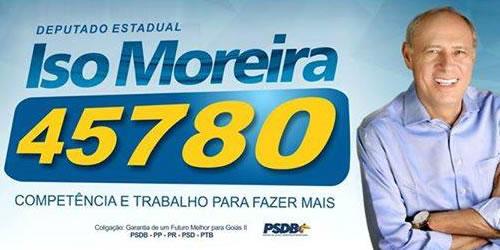 Dep. Estadual Iso Moreira