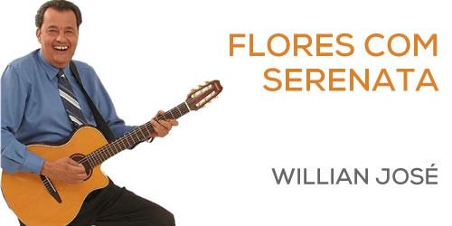 Flores com Serenata